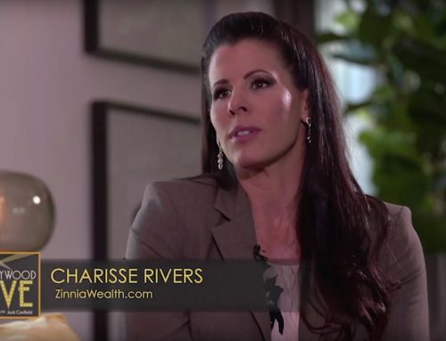 PRESS RELEASE: Check out Charisse's Appearance on Hollywood Live!