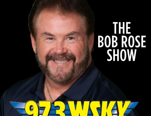 Charisse Featured on the Bob Rose Show on 11/17!