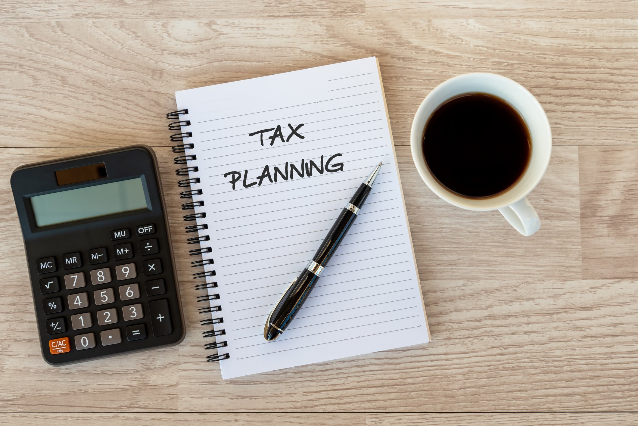 Plan for the Tax Rates of the Future Zinnia Wealth